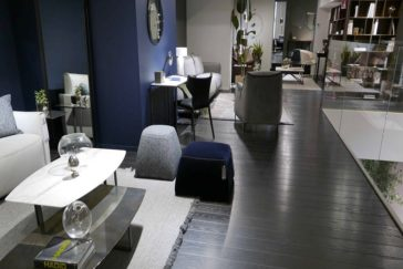 Natuzzi Showroom
