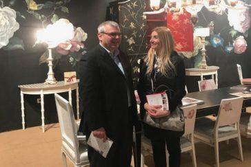 Meeting with Porte Italia