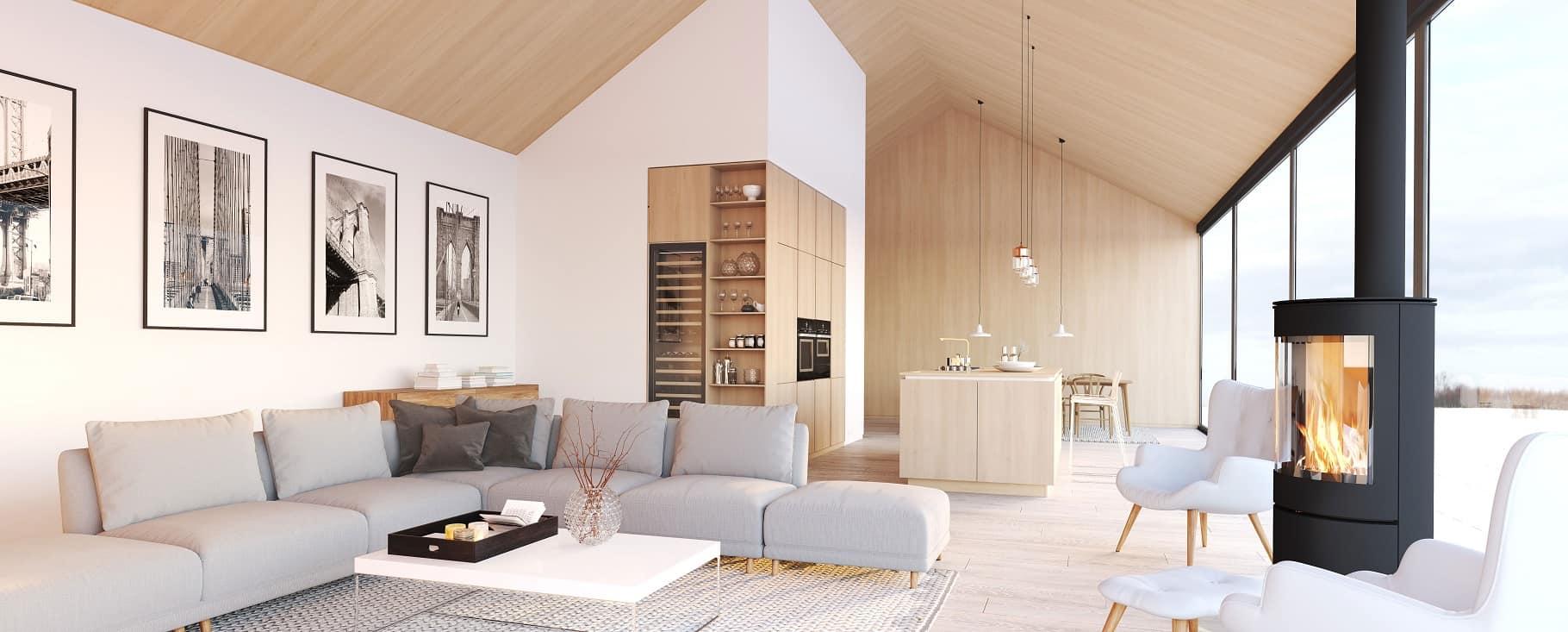 Interior Design Progect. Sustainable Design