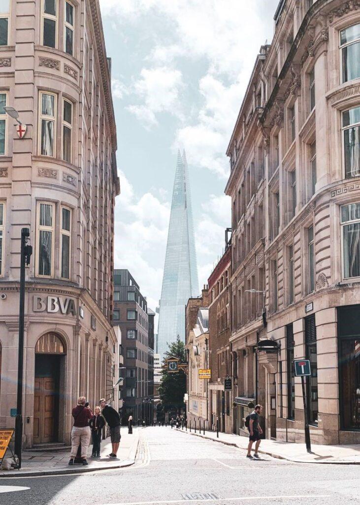 london rent decrease