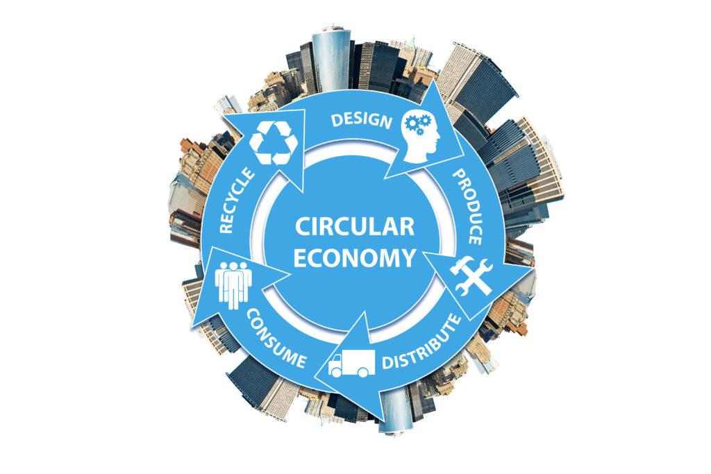 A circular economy scheme